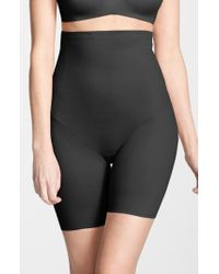 Tc Fine Intimates - Shape Away High Waist Shaping Thigh Slimmer - Lyst