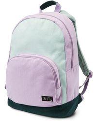 Volcom - Schoolyard Canvas Backpack - - Lyst