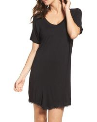 Honeydew Intimates - Honeydew Ribbed Sleep Shirt - Lyst