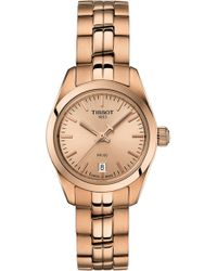 Tissot - T1010103345100 Rose-gold Pvd Watch - Lyst