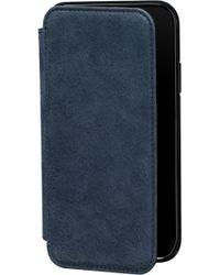 Sena - Bence Iphone X & Xs Walletbook - - Lyst