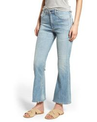 Citizens of Humanity - Kaya Kick Flare Jeans - Lyst