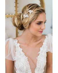 Brides & Hairpins - Guilia Set Of 2 Hair Clips - Lyst