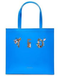 Ted Baker - Theacon Large Icon Tote - Lyst