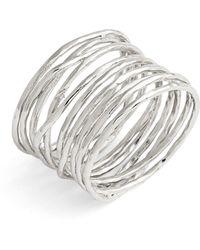 Gorjana - Lola Coil Ring - Lyst