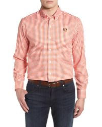 Cutter & Buck - League Cincinnati Bengals Regular Fit Shirt - Lyst
