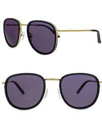 Smoke X Mirrors - 51mm Sunglasses - Lyst