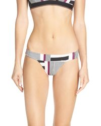 Stance - Wide Side Thong - Lyst