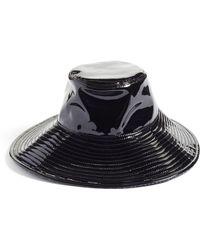 1ee53875dc3d6 Eric Javits - Driptidoo Patent Bucket Rain Hat - - Lyst