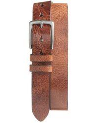 Torino Leather Company - Leather Belt - Lyst