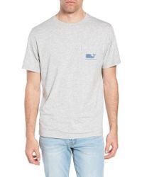 Vineyard Vines - Whale Crewneck T-shirt - Lyst