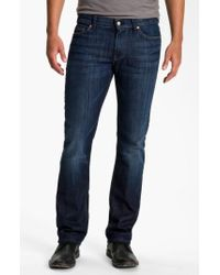 7 For All Mankind - 7 For All Mankind Slimmy Slim Fit Jeans - Lyst