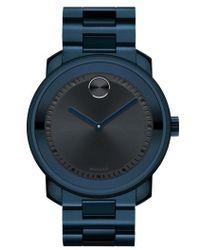 Movado - 'bold' Bracelet Watch - Lyst