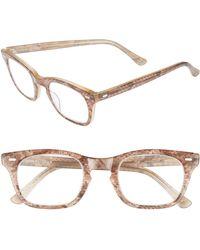 Corinne Mccormack - 'toni' 48mm Reading Glasses - Lyst