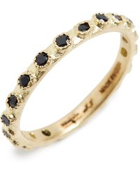 Armenta - Old World Sapphire Stack Ring - Lyst