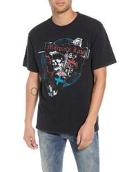 The Kooples - Murphy's Law Graphic T-shirt - Lyst