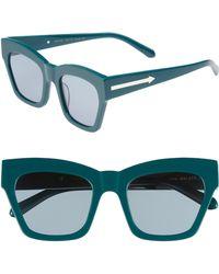 37ae01ca1a5 Karen Walker - Treasure 52mm Cat Eye Sunglasses - - Lyst