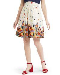 ModCloth - Style Study Full Skirt - Lyst