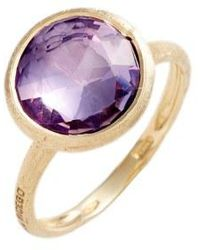 Marco Bicego - Stackable Semiprecious Stone Ring - Lyst