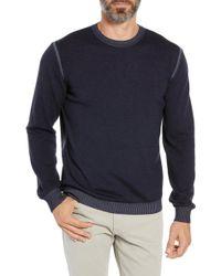 Bugatchi - Crewneck Sweater - Lyst