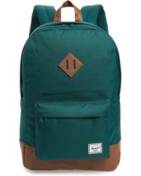 Herschel Supply Co. - Heritage Backpack - Lyst 90fabbbdc8e1c