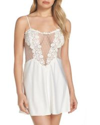 Flora Nikrooz - Showstopper Chemise - Lyst