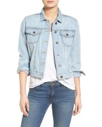 Kut From The Kloth - Helena Denim Jacket - Lyst