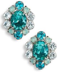 Sorrelli - Sundrop Crystal Earrings - Lyst