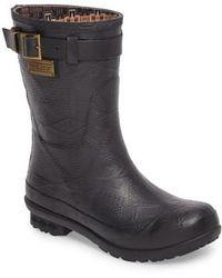 PENDLETON BOOT - Pendleton Embossed Short Rain Boot - Lyst