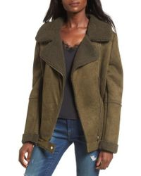 The Fifth Label - Dallas Faux Shearling Jacket - Lyst