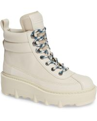 Marc Jacobs - Lace-up Hiker Boot - Lyst