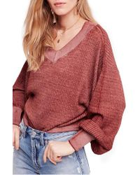 Free People - We The Free By South Side Thermal Top - Lyst