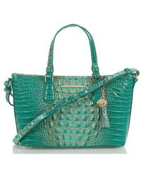Brahmin - Melbourne Mini Asher Leather Tote - Lyst