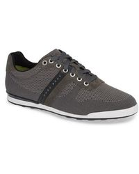 BOSS - Hugo Arkansas Lace-up Sneaker - Lyst