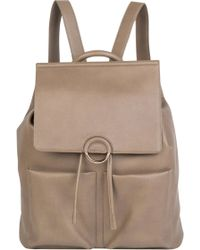 Urban Originals - The Thrill Vegan Leather Backpack - Lyst