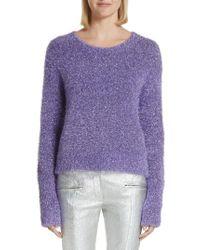 Sies Marjan - Metallic Sweater - Lyst