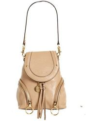 See By Chloé - Small Olga Leather Backpack - - Lyst