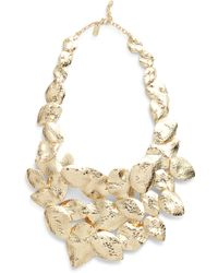 Melinda Maria - Liliana Statement Necklace - Lyst