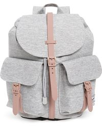 Lyst - Herschel Supply Co.  dawson  Backpack in Black 7f8904d41deb6