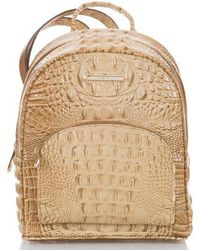 Brahmin | Mini Dartmouth Leather Backpack | Lyst