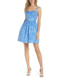Lilly Pulitzer - Lilly Pulitzer Ardleigh Fit & Flare Dress - Lyst