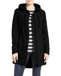 Canada Goose - Brossard Hooded Drop Tail Jacket - Lyst