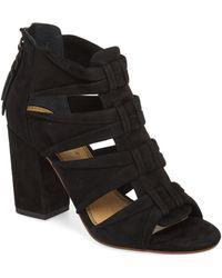 Splendid - Nando Block Heel Sandal - Lyst