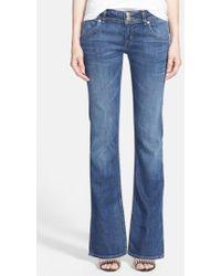 Hudson Jeans - 'signature' Bootcut Jeans - Lyst