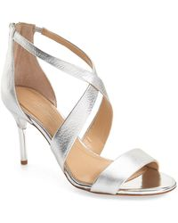 9cf4eda3b6aa Imagine Vince Camuto -  pascal 2  Strappy Evening Sandal - Lyst