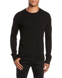 Rag & Bone - Gregory Merino Wool Blend Crewneck Sweater - Lyst