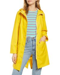 Levi's - Water Repellent Hooded Parka - Lyst