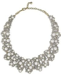 BaubleBar - Julianna Statement Collar Necklace - Lyst
