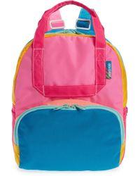 Mokuyobi - Mini Atlas Nylon Backpack - Lyst