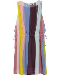 Ted Baker - Penaree Rio Stripe Tabbard Cover-up - Lyst